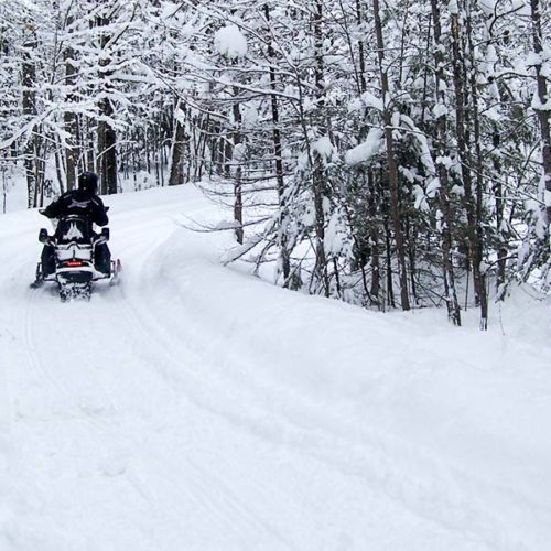 The Snowmobile Capital Of The World®